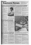 Daily Eastern News: September 10, 1980 by Eastern Illinois University