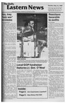 Daily Eastern News: September 25, 1980 by Eastern Illinois University