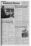 Daily Eastern News: September 26, 1980 by Eastern Illinois University