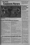 Daily Eastern News: April 15, 1981