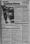 Daily Eastern News: April 17, 1981