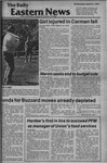 Daily Eastern News: April 22, 1981