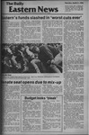 Daily Eastern News: April 23, 1981