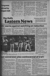 Daily Eastern News: April 29, 1981