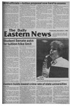 Daily Eastern News: December 02, 1981 by Eastern Illinois University