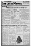 Daily Eastern News: December 04, 1981 by Eastern Illinois University
