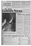 Daily Eastern News: December 08, 1981 by Eastern Illinois University
