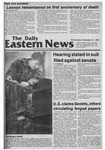 Daily Eastern News: December 09, 1981 by Eastern Illinois University