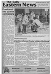 Daily Eastern News: December 10, 1981 by Eastern Illinois University