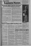 Daily Eastern News: March 02, 1981 by Eastern Illinois University