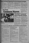 Daily Eastern News: March 04, 1981