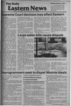 Daily Eastern News: March 05, 1981