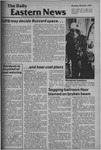 Daily Eastern News: March 09, 1981
