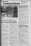 Daily Eastern News: March 11, 1981