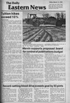Daily Eastern News: March 13, 1981