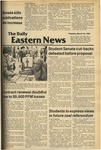 Daily Eastern News: March 19, 1981