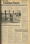Daily Eastern News: March 20, 1981