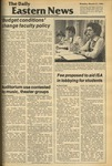 Daily Eastern News: March 23, 1981