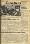 Daily Eastern News: March 26, 1981