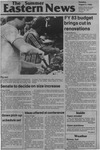 Daily Eastern News: August 03, 1982 by Eastern Illinois University