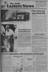 Daily Eastern News: August 23, 1982