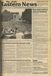 Daily Eastern News: August 31, 1982