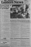 Daily Eastern News: July 29, 1982