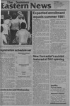 Daily Eastern News: June 15, 1982 by Eastern Illinois University