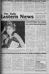 Daily Eastern News: October 05, 1982 by Eastern Illinois University