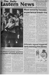 Daily Eastern News: October 06, 1982