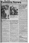 Daily Eastern News: October 07, 1982 by Eastern Illinois University