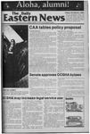 Daily Eastern News: October 08, 1982 by Eastern Illinois University