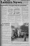 Daily Eastern News: October 12, 1982 by Eastern Illinois University