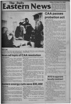 Daily Eastern News: October 15, 1983 by Eastern Illinois University