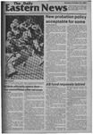 Daily Eastern News: October 18, 1982 by Eastern Illinois University