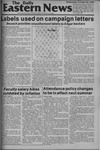 Daily Eastern News: October 20, 1982