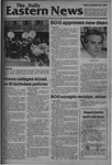 Daily Eastern News: October 29, 1982 by Eastern Illinois University