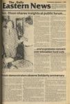 Daily Eastern News: September 01, 1982 by Eastern Illinois University