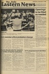 Daily Eastern News: September 08, 1982 by Eastern Illinois University