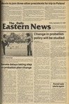 Daily Eastern News: September 10, 1982 by Eastern Illinois University