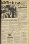Daily Eastern News: September 15, 1982 by Eastern Illinois University