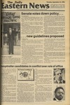 Daily Eastern News: September 16, 1982 by Eastern Illinois University