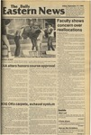 Daily Eastern News: September 17, 1982 by Eastern Illinois University
