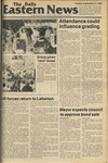 Daily Eastern News: September 21, 1982 by Eastern Illinois University