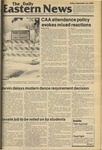 Daily Eastern News: September 24, 1982 by Eastern Illinois University