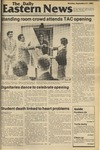 Daily Eastern News: September 27, 1982 by Eastern Illinois University