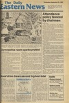 Daily Eastern News: September 29, 1982 by Eastern Illinois University