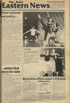 Daily Eastern News: September 30, 1982 by Eastern Illinois University
