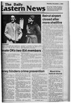 Daily Eastern News: December 01, 1983 by Eastern Illinois University