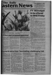 Daily Eastern News: December 02, 1983 by Eastern Illinois University